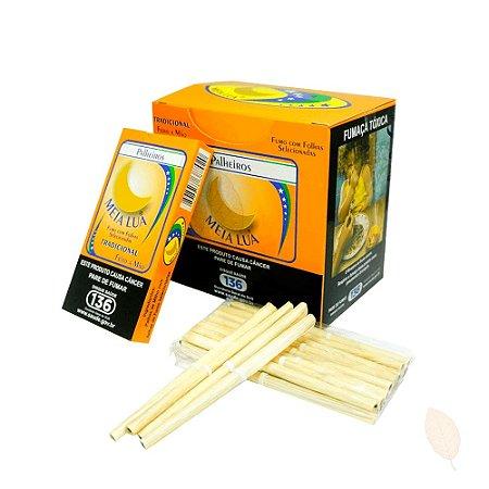 Cigarro de Palha Meia Lua Tradicional