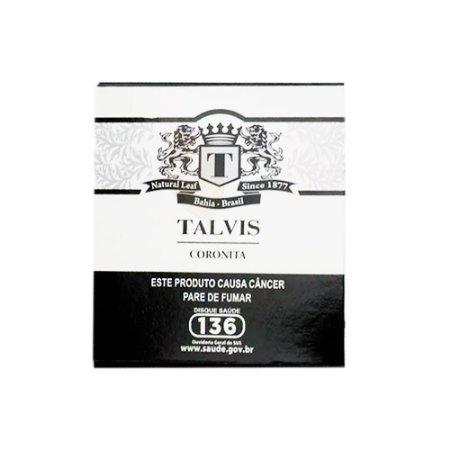 Cigarrilha Talvis Coronita Tradicional