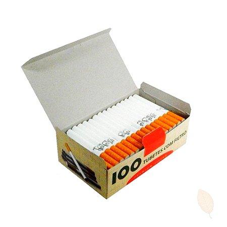 Tubo para Cigarro com filtro Hitobacco