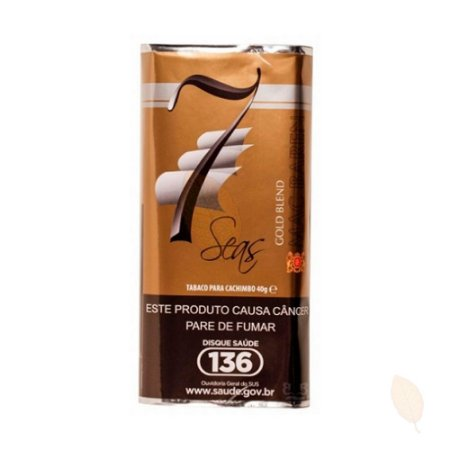 Tabaco 7 Seas Mac Baren Gold Blend para Cachimbo