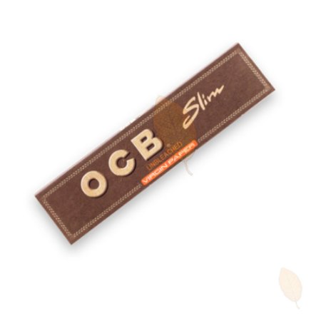 Seda OCB Brown King Size Slim