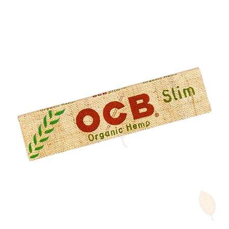 Seda OCB Orgânica King Size Slim