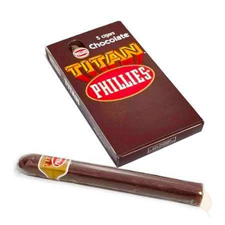 Charuto Phillies Titan Chocolate