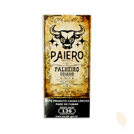 Cigarro de Palha - Paieiro Goiano Premium