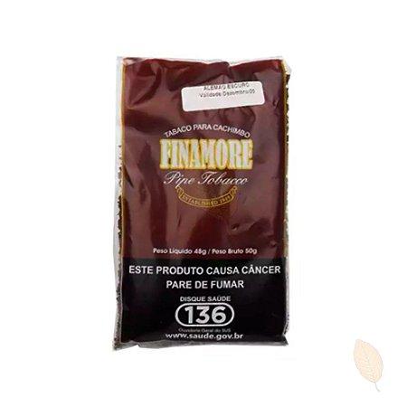 Tabaco Finamore Alemão Escuro para Cachimbo