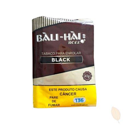 Tabaco para enrolar Báli-Hái Black