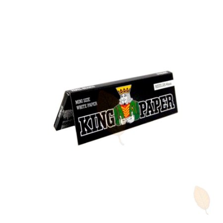 Seda para Cigarro King Paper Regular Mini Size
