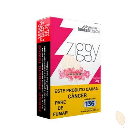 EssênciaZiggy Happy Berry Framboesa - 50g
