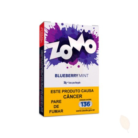 Essências Zomo Blueberry Mint - 50g
