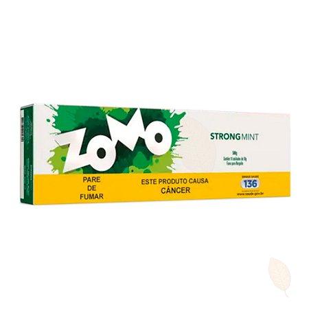Pack com 10 Essências Zomo Strong Mint - 50g