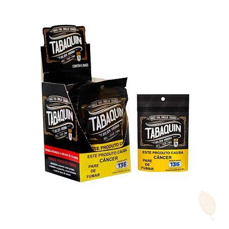 Caixa de Tabaquin Hitobacco - 20g Golden Virginia