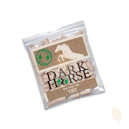Filtro Dark Horse Biodegradável - Slim 6mm