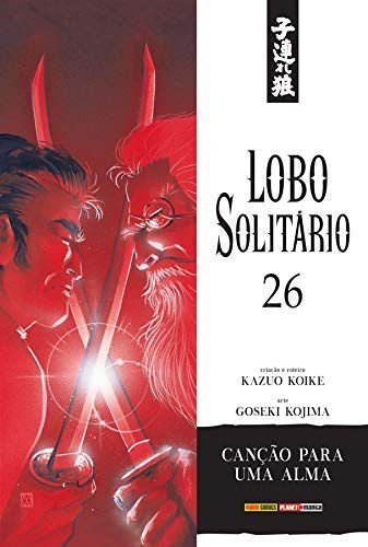 Lobo Solitário (Edição Luxo) - Volume 26 (Item novo e lacrado)