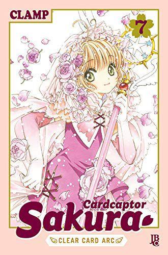 Cardcaptor Sakura Clear Card Arc - Volume 07 (Item novo e lacrado)