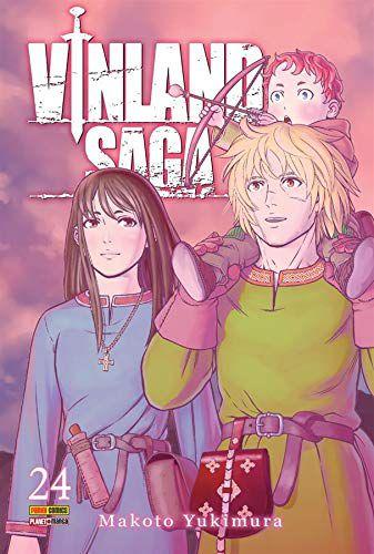 Vinland Saga - Volume 24 (Item novo e lacrado)