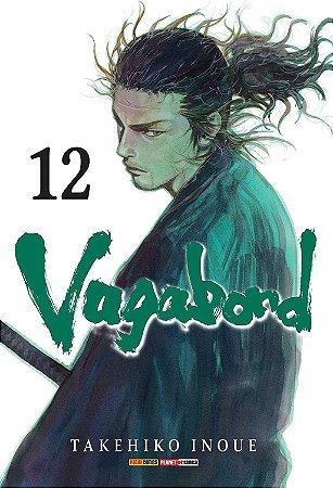 Vagabond - Volume 12 (Item novo e lacrado)