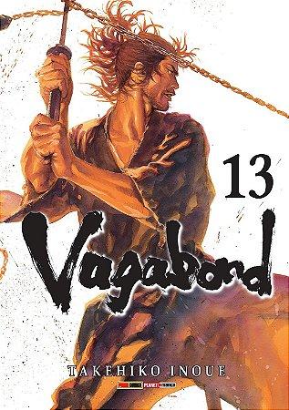 Vagabond - Volume 13 (Item novo e lacrado)