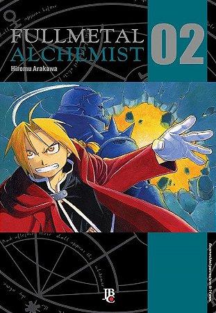 Fullmetal Alchemist - Especial - Volume 02 (Item novo e lacrado)