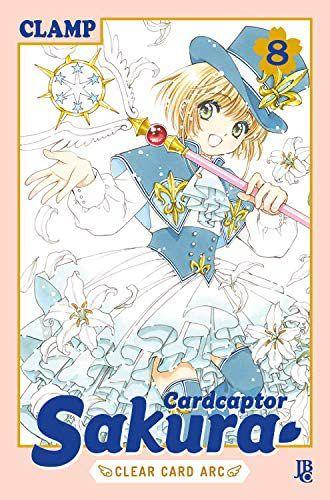 Cardcaptor Sakura Clear Card Arc - Volume 08 (Item novo e lacrado)