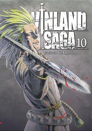 Vinland Saga : Deluxe - Volume 10 (Item novo e lacrado)