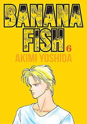 Banana Fish - Volume 06 (Item novo e lacrado)