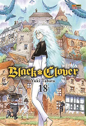Black Clover - Volume 18 (Item novo e lacrado)