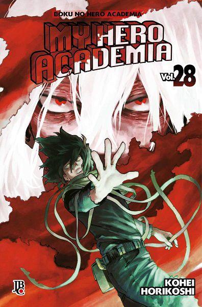 My Hero Academia - Volume 28 (Item novo e lacrado)