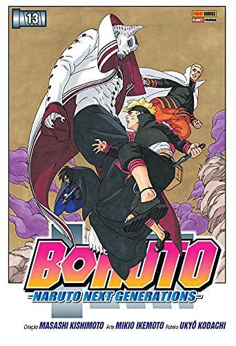 Boruto (Naruto Next Generations) - Volume 13 (Item novo e lacrado)