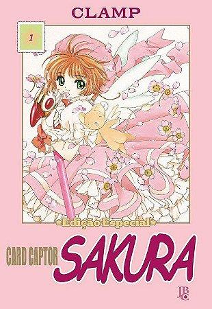 Card Captor Sakura : Edição Especial - Volume 01 (Item novo e lacrado)