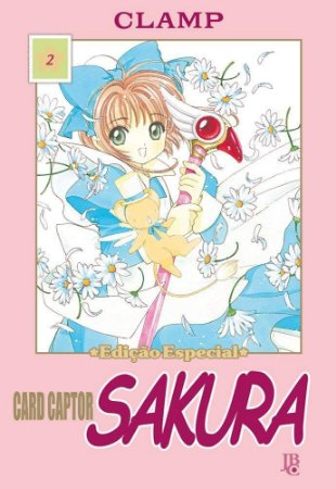 Card Captor Sakura : Edição Especial - Volume 02 (Item novo e lacrado)