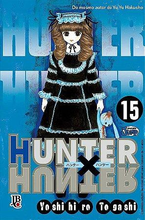 Hunter x Hunter - Volume 15 (Item novo e lacrado)