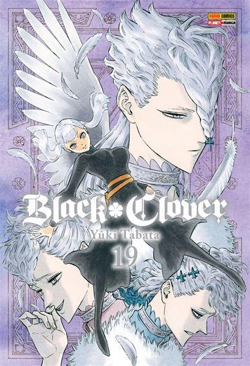 Black Clover - Volume 19 (Item novo e lacrado)