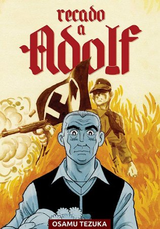 Recado a Adolf - Volume 02 (Item novo e lacrado)