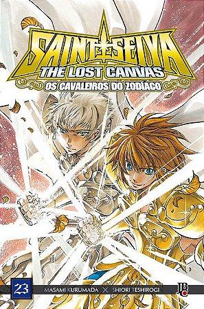 Os Cavaleiros do Zodíaco - The Lost Canvas Especial - Volume 23 (Item novo e lacrado)