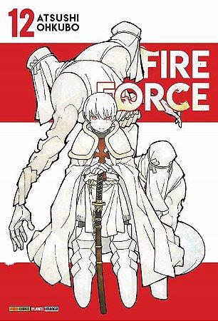 Fire Force - Volume 12 (Item novo e lacrado)