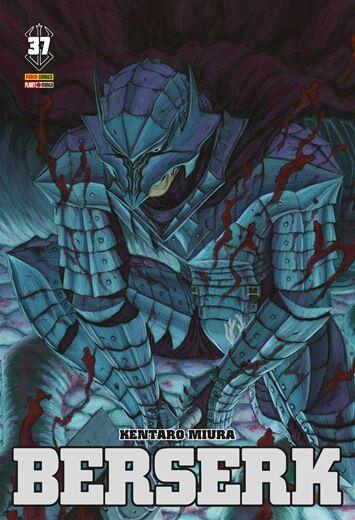 Berserk (Edição de Luxo) - Volume 37 (Item novo e lacrado)