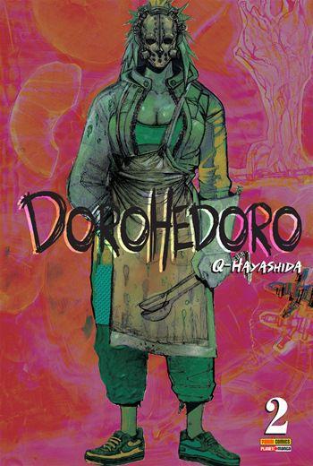 Dorohedoro - Volume 02 (Item novo e lacrado)