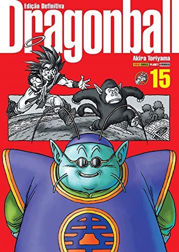 Dragon Ball - Volume 15 - Edição Definitiva (Capa Dura) [Item novo e lacrado]
