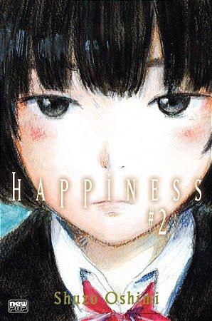 Happiness - Volume 2 (Item novo e lacrado)