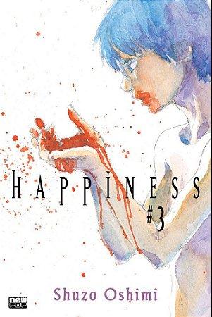Happiness - Volume 03 (Item novo e lacrado)