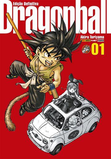 Dragon Ball - Volume 01 - Edição Definitiva (Capa Dura) [Item novo e lacrado]
