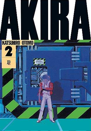 Akira - Volume 02 (Item novo e lacrado)