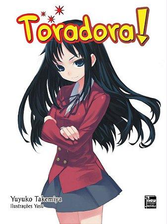 Toradora! - Livro 06 (Item novo e lacrado)