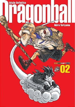 Dragon Ball - Volume 02 - Edição Definitiva (Capa Dura) [Item novo e lacrado]