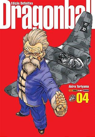 Dragon Ball - Volume 04 - Edição Definitiva (Capa Dura) [Item novo e lacrado]