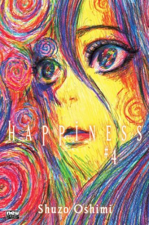 Happiness - Volume 4 (Item novo e lacrado)