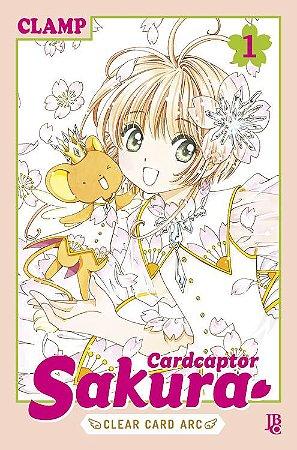 Cardcaptor Sakura Clear Card Arc - Volume 01 (Item novo e lacrado)