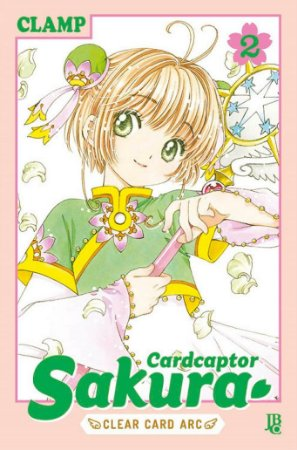 Cardcaptor Sakura Clear Card Arc - Volume 2 (Item novo e lacrado)