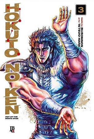 Hokuto no Ken - Volume 03 (Item novo e lacrado)