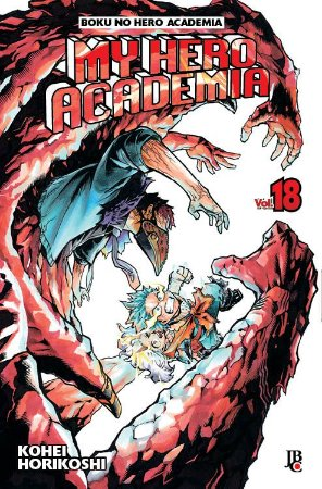 My Hero Academia - Volume 18 (Item novo e lacrado)